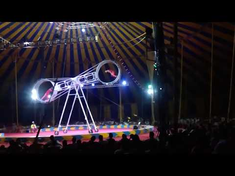 CIRCUS IN SLOW MOTION