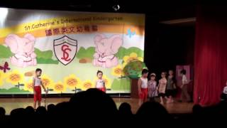 St. Catherines International Kindergarten Graduati