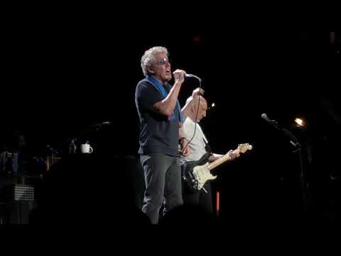 The Who - Love Reign O'er Me Live W/ Orchestra In Tampa 9/22/19 Moving On Tour