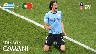 Edinson cavani's goal fro uruguay against portugal.find out where to watch live: fifa.tv/watch2018match highlights: https://www./watch?v=sdy1n-ijo...