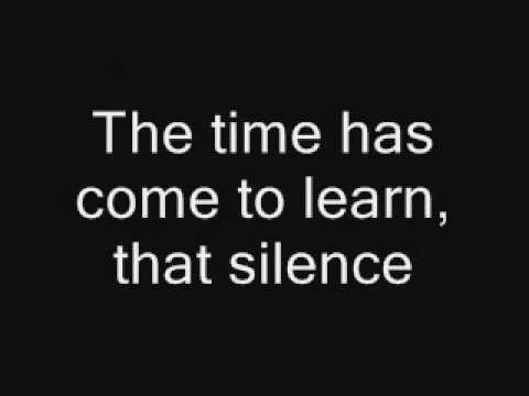 Enigma - Silence Must Be Heard Lyrics