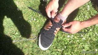 Really Fast Way To Tie You Shoes