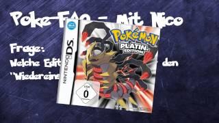 Poke-FAQ #001 - Nico der Neueinsteiger -  mit Nico dem Neueinsteiger