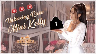 UNBOXING MY NEW RARE HERMES MINI KELLY! | JAMIE CHUA