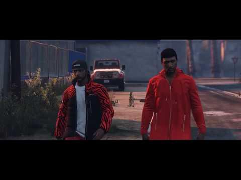 Music video - XXXTENTACION - *GTA 5 REMAKE* (ILOVEITWHENTHEYRUN)