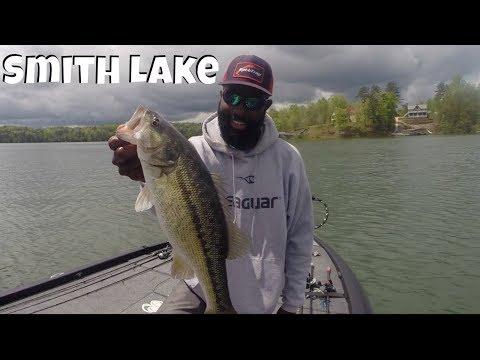 Let's Break Down Smith Lake!  FLW Tour Practice
