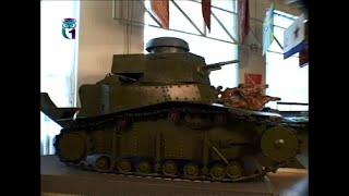 Центральный музей Великой Отечественной войны. История красной армии межвоенного периода. Часть 1
