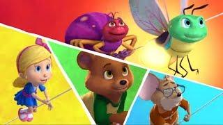 Голди и Мишка - Серия 18 Сезон 2   Мультфильм Disney Узнавайка
