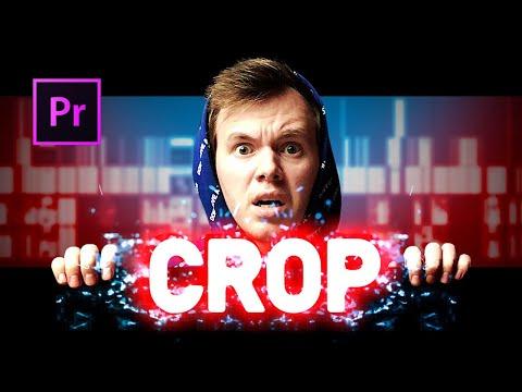 В ЭТОМ плагине БОЛЬШЕ возможностей, чем ты думаешь! CROP в Adobe Premiere Pro