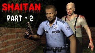 SHAITAN PART 2 | Horror Story In Hindi |(Animated) | Hindi Cartoon | Horror Animation Hindi TV