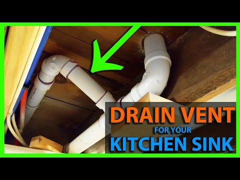 how-to-vent-a-peninsula-or-island-sink---general-drain-venting-information