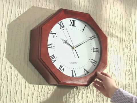 Octogon Gun Clock YouTube