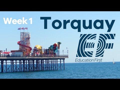EF in Torquay - Week 1 VLOG