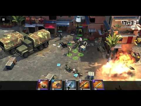 CryEngine Mobile Game Bad Guy: 6 Classes Gameplay Trailer
