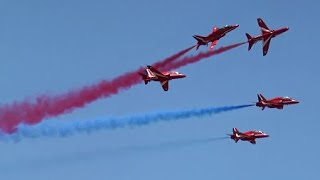 RIAT 2014 RAF Red Arrows Congratulations on your 50th Display season !