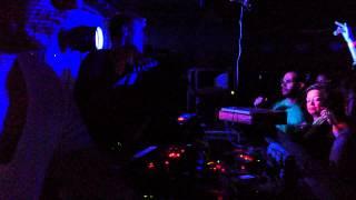 """Wareika LIVE! playing """"Le Triangle Peul"""" in Bogota @ Radio Berlin"""