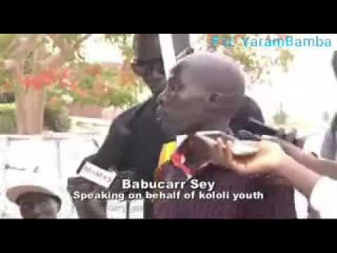 Gambia: Protesters In Kololi Demand Return Of Their Land