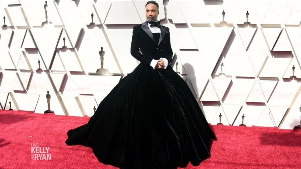Christian Siriano on Designing Billy Porter's Oscar Gown