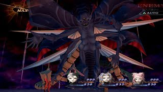 Shin Megami Tensei Digital Devil Saga 2 Boss Satan [HARD]