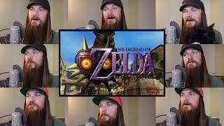 Repeat youtube video Zelda: Majora's Mask - Clock Town Day 1 Acapella
