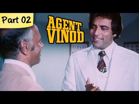 Agent vinod - Part 02 of 14 - Thrilling Bollywood Spy Movie - Mahendra Sandhu