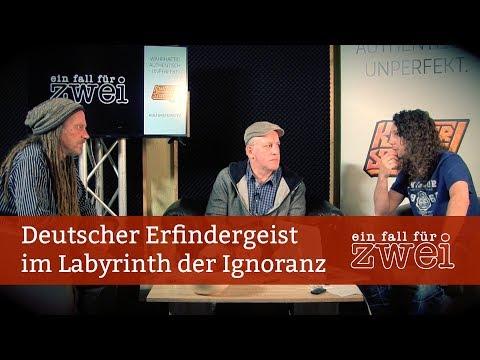 Deutscher Erfindergeist im Labyrinth der Ignoranz - EIN FALL FÜR ZWEI E05