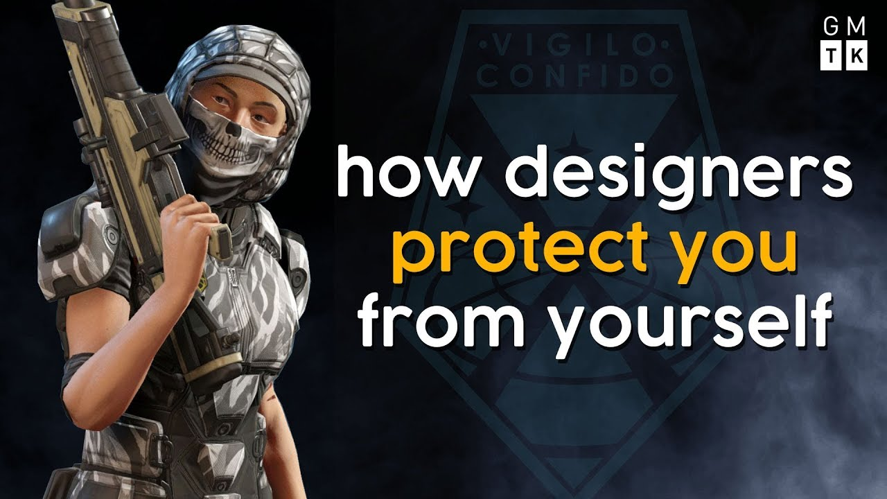 Download How Game Designers Protect Players From Themselves