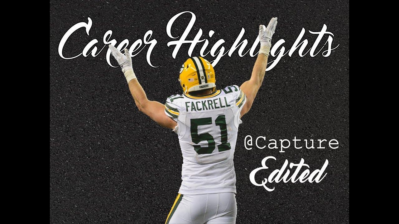 the best attitude ea3f1 d13f2 Kyler Fackrell Career Highlights (edited)