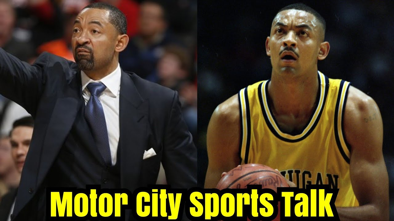 Michigan hires former Fab Five player Juwan Howard to be the next coach of the Wolverines