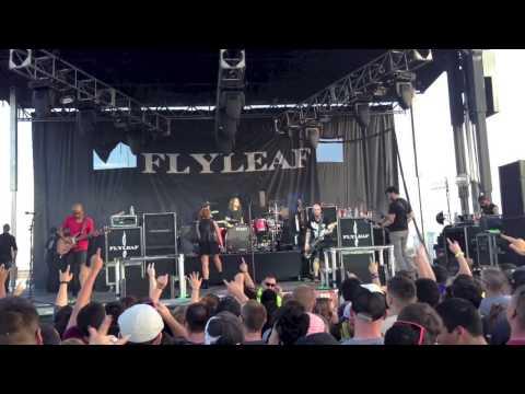 Flyleaf (LIVE EL PASO) HD PART 3