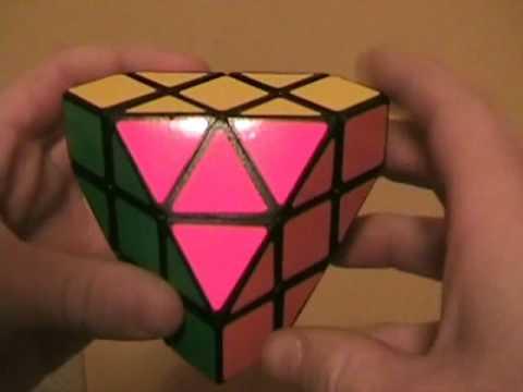 Half Truncated Cube custom made Rubik