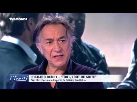 """Richard BERRY : Ilan Halimi victime de la bêtise humaine"""""""