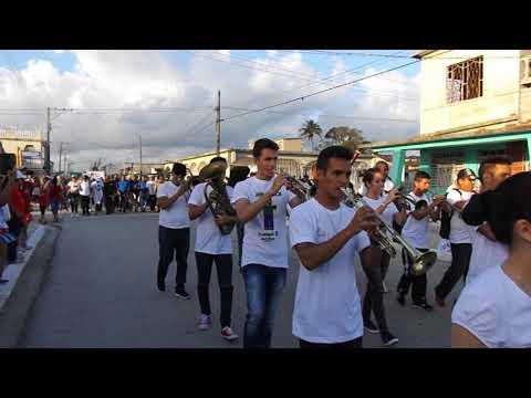 Caibarién: 1 de Mayo un desfile de unidad, compromiso y victoria