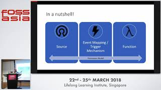The myths and realities of serverless architecture - Owais Zahid - FOSSASIA 2018