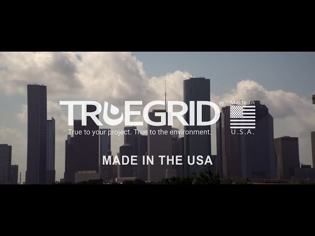 TRUEGRID is Made in the USA