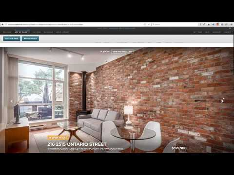 Listings On Your RealtyNinja Website