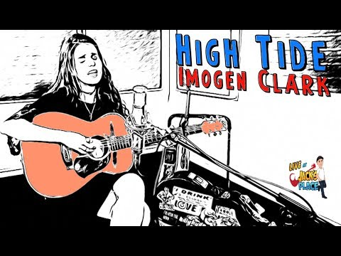 High Tide by Imogen Clark (Animated) LIVE @ Jack's Place Australian Music