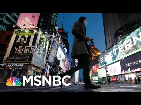 Is New York Approaching A Coronavirus Peak, Or A Plateau? | The Day That Was | MSNBC