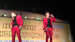 Tiếng Chày Trên Sóc BomBo Remix - HKT Band (in Lạng Sơn)
