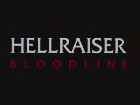 31 Horror Movies in 31 Days: HELLRAISER BLOODLINE (1996)