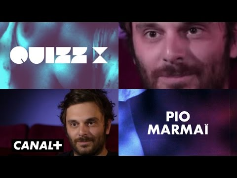 Pio Marmaï parle de porno - Interview cinéma X thumbnail