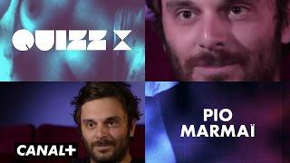Pio Marmaï parle de porno - Interview cinéma X