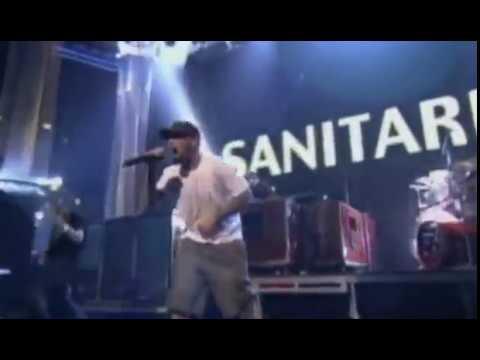MTV Icon 2003 (Metallica) : Limp Bizkit - Sanitarium (welcome home)