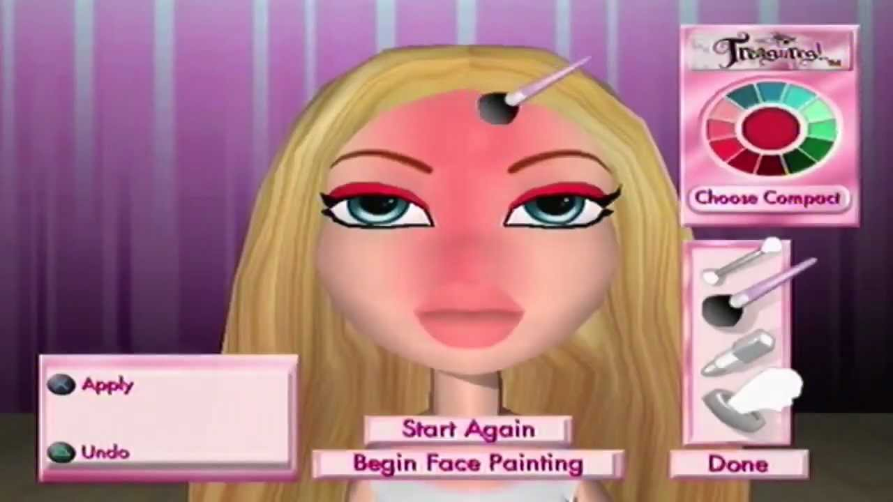 bratz rock angelz the video game part 1 the perfect