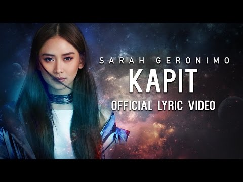 Sarah Geronimo — Kapit [Official Lyric Video]