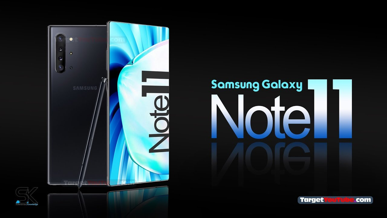 Samsung Galaxy Note 11 2020 Introduction Youtube