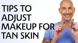 Tips to Adjust Makeup for Tan Skin | Sephora
