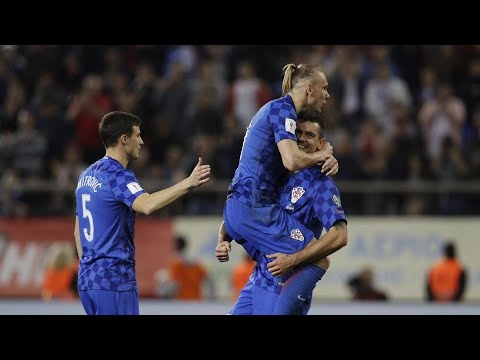 Croatia qualify for 2018 FIFAWorld Cup after 0-0 draw vs Greece