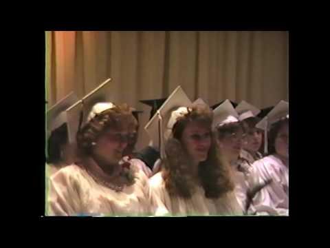 NCCS Graduation  6-19-87
