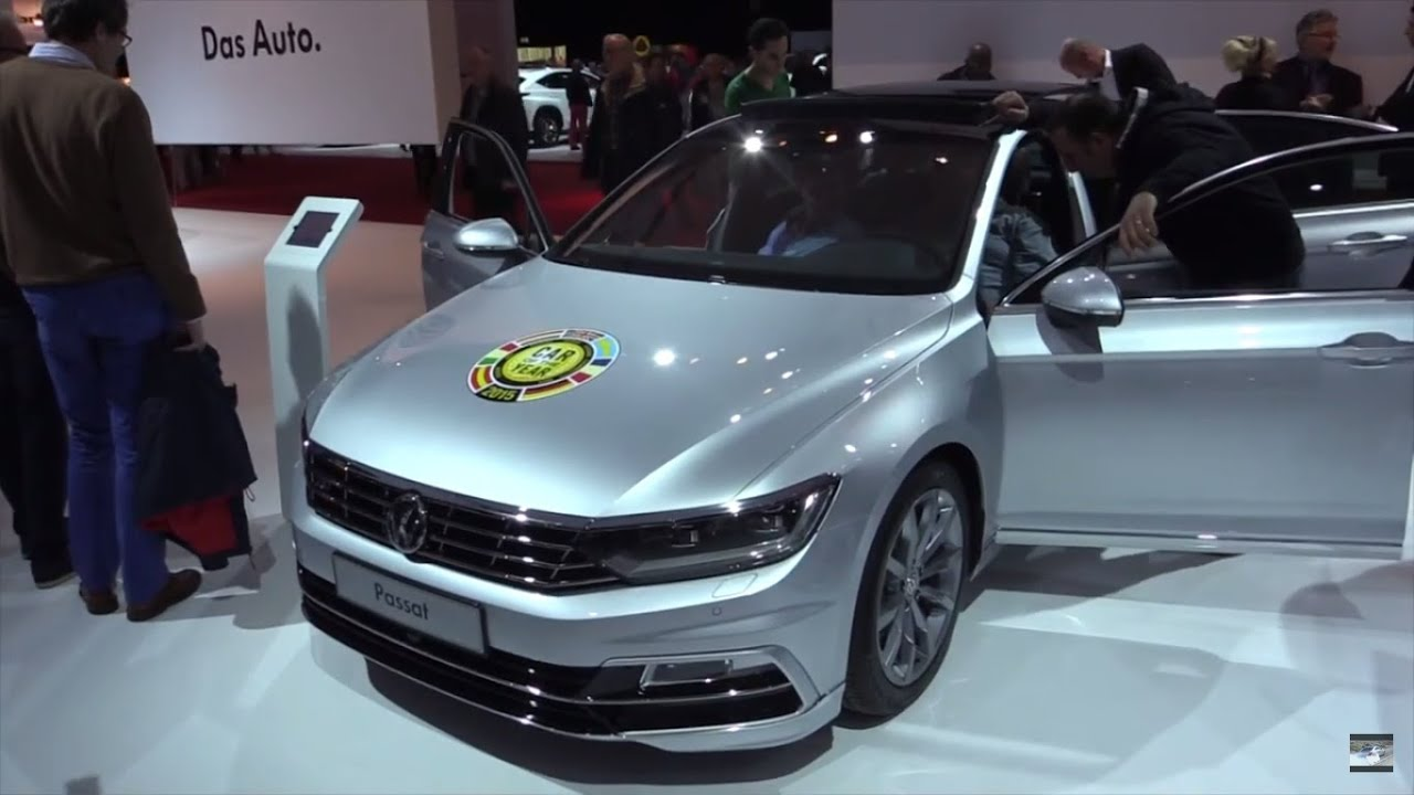 volkswagen passat r line 2016 in depth review interior exterior youtube. Black Bedroom Furniture Sets. Home Design Ideas